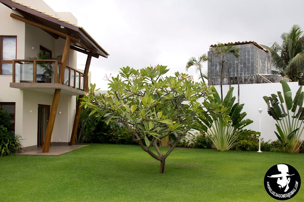 根據 Tânia Póvoa Arquitetura e Decoração 熱帶風