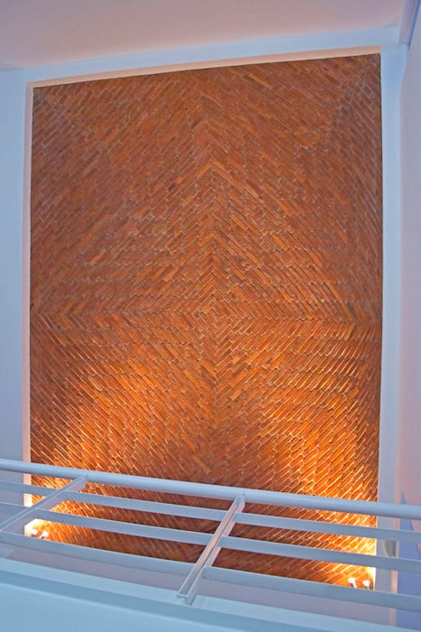 Boveda Aparente: Salas de estilo minimalista por Bojorquez Arquitectos SA de CV