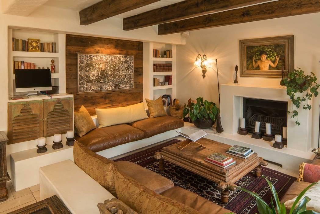 Wohnzimmer von MARVIN FARR ARCHITECTS
