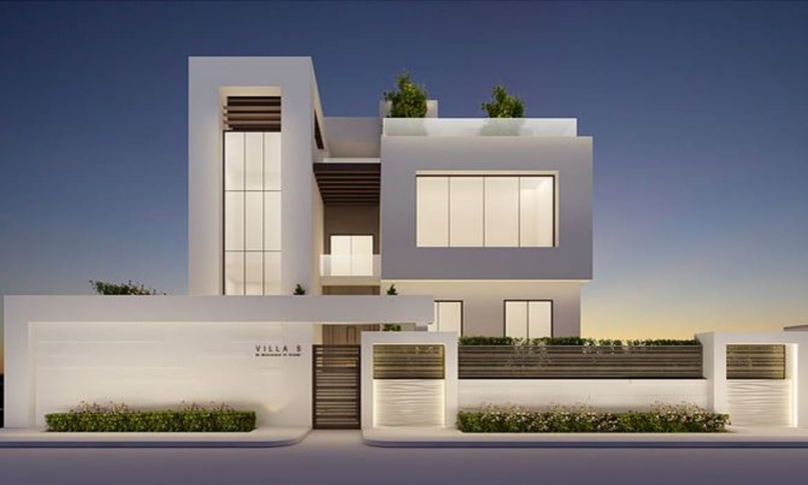 Elegant Modern Exterior Design Ideas Houses By Ions Design