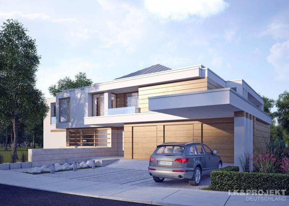 Maisons de style  par LK&Projekt GmbH,