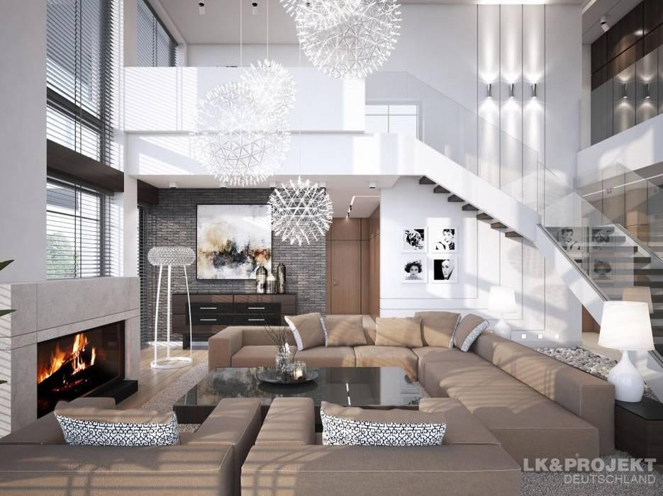 Salon de style  par LK&Projekt GmbH,