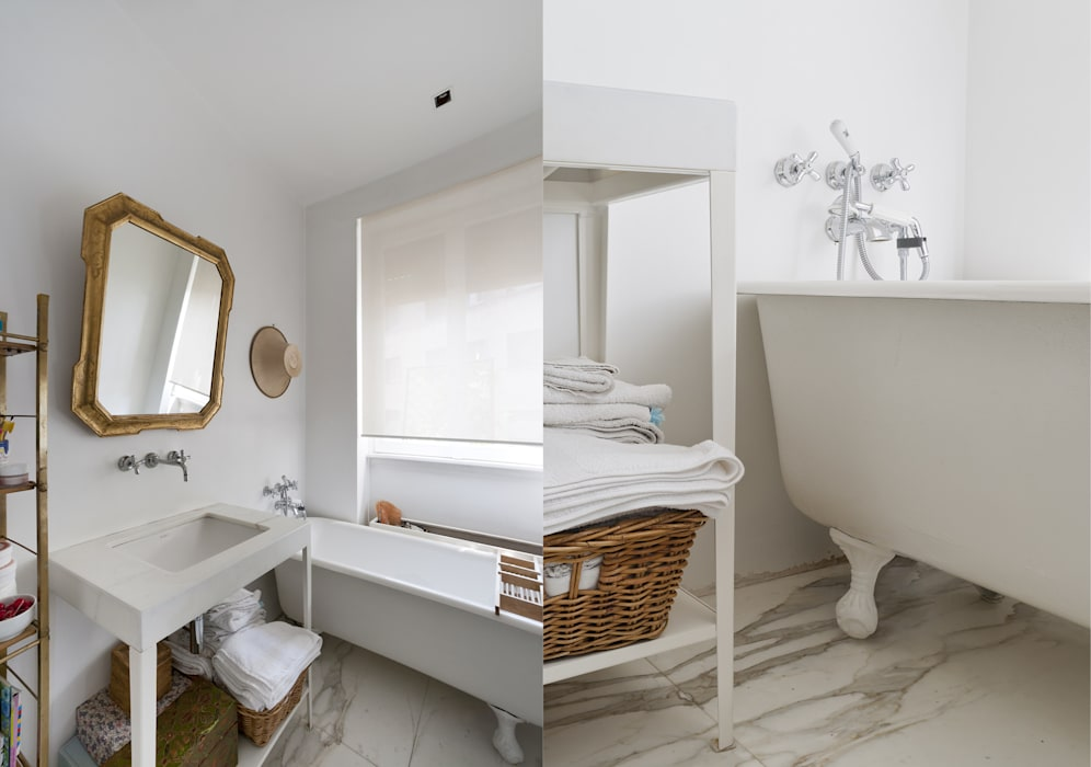 Bathroom by Fabio Azzolina Architetto,
