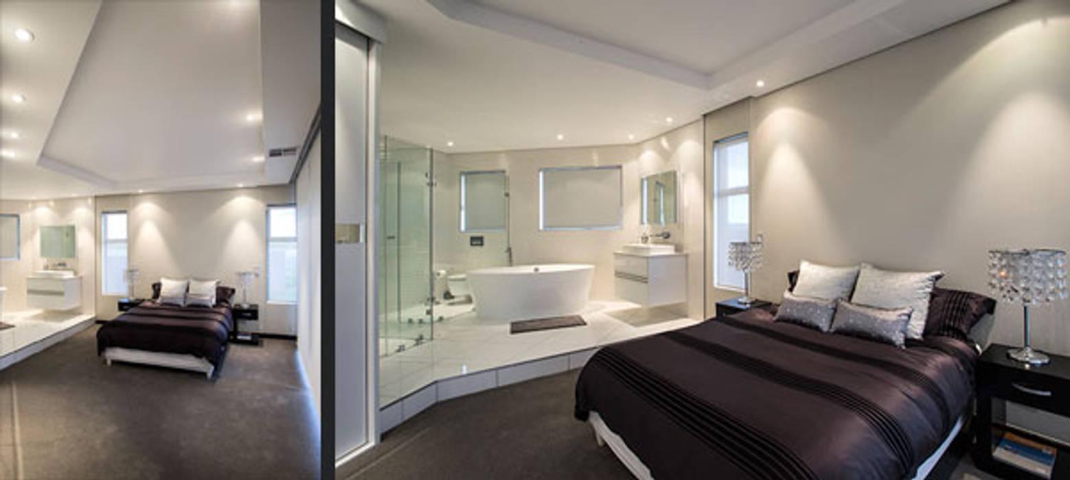 Residence Calaca:  Bathroom by FRANCOIS MARAIS ARCHITECTS,