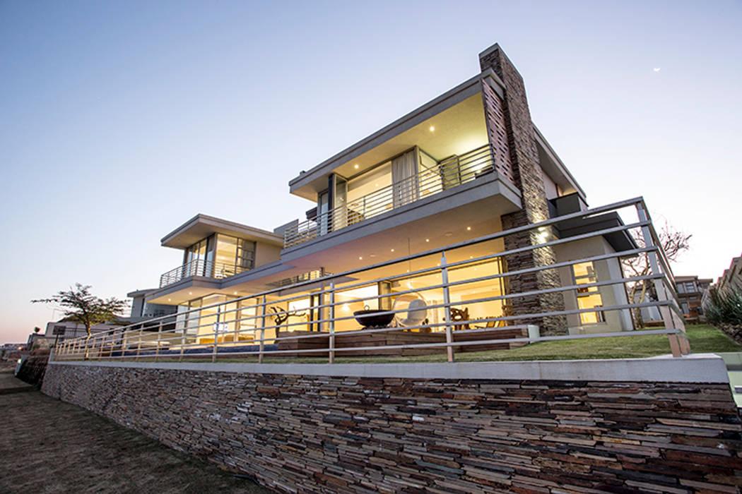 Terrasse de style  par FRANCOIS MARAIS ARCHITECTS