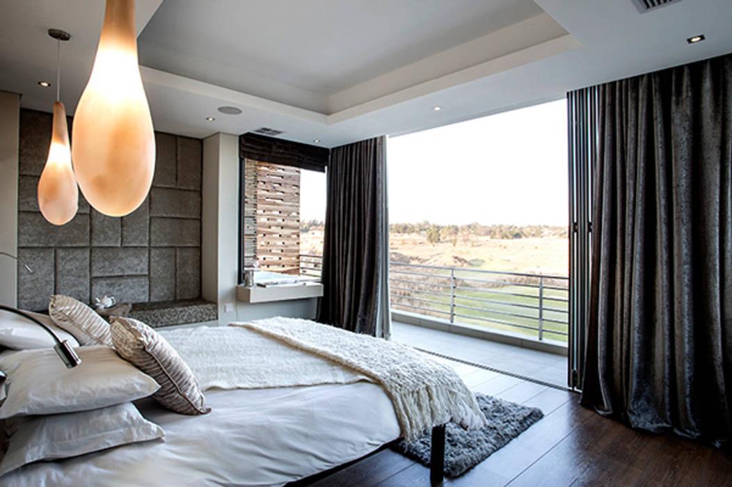 Schlafzimmer von FRANCOIS MARAIS ARCHITECTS, Modern