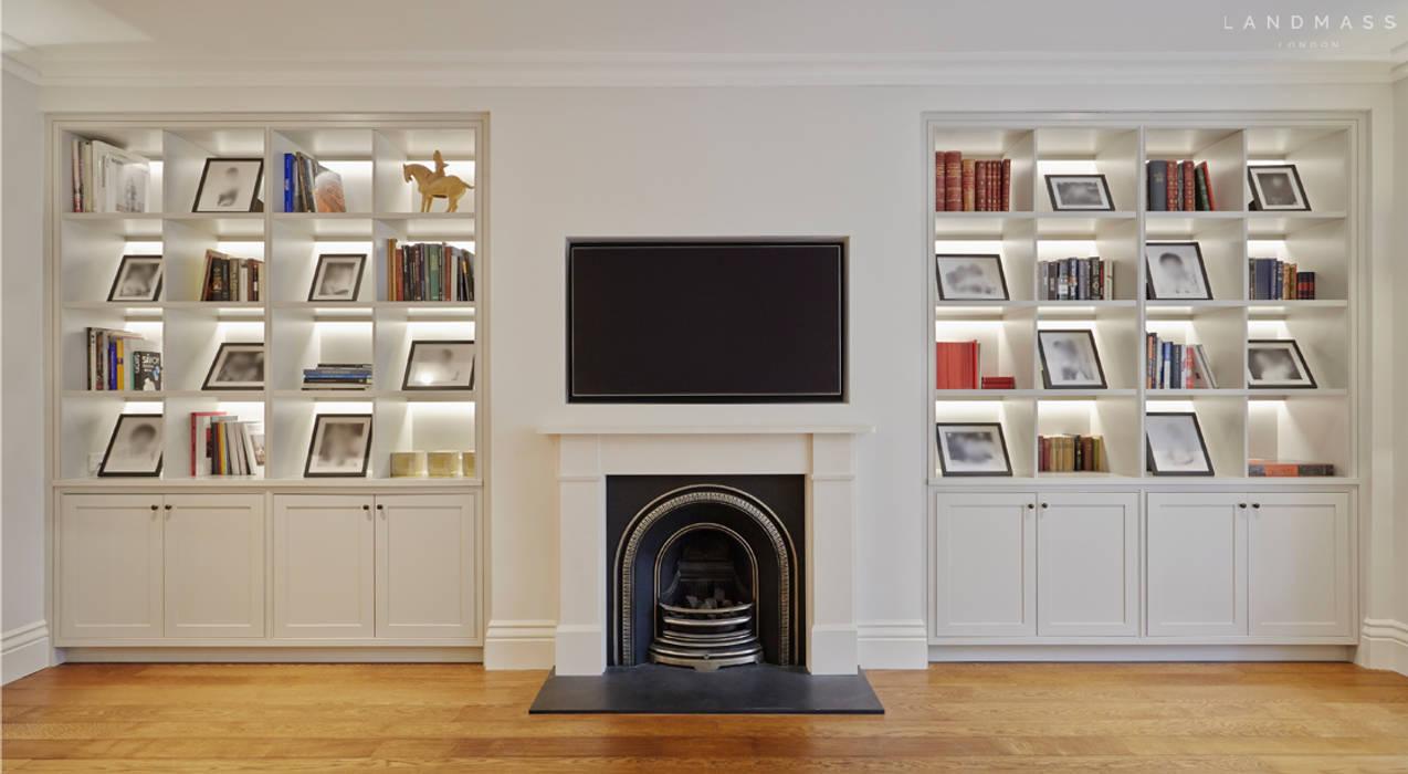 FAMILY ROOM Landmass London Living room