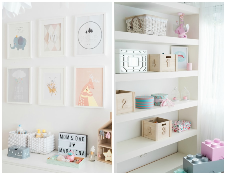 Nursery/kid's room by In&Out,