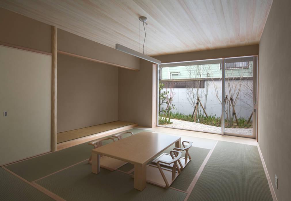 和室 Atelier Square モダンデザインの 多目的室