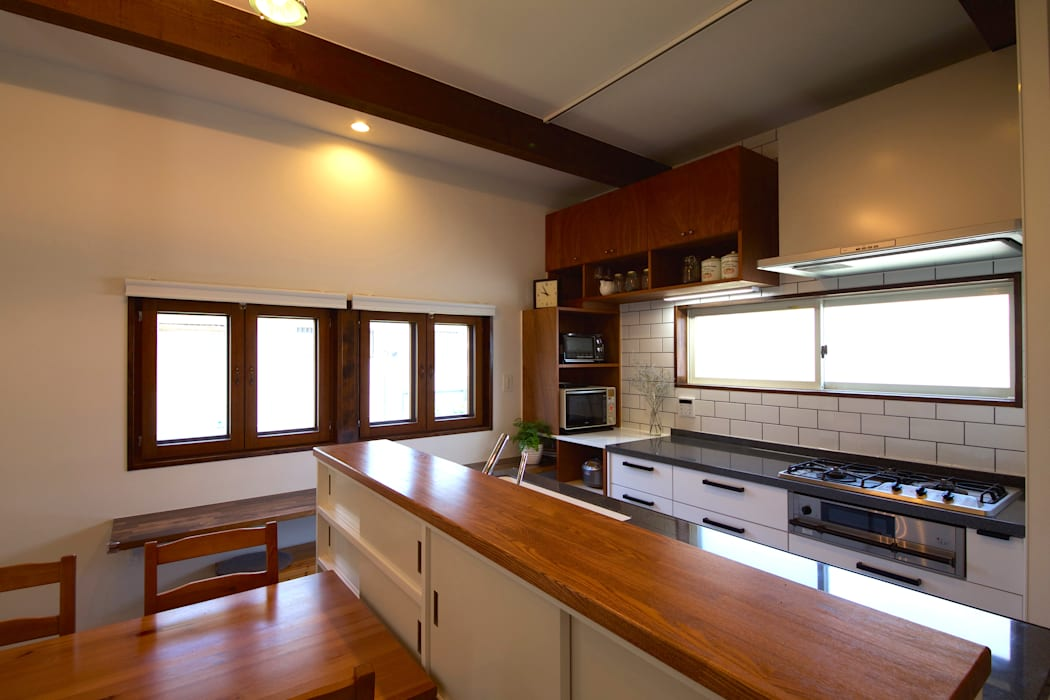 kitchen の tai_tai STUDIO