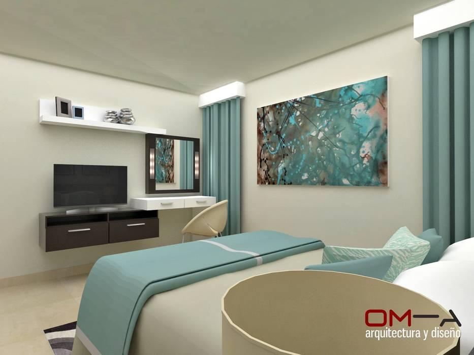 by om-a arquitectura y diseño Сучасний