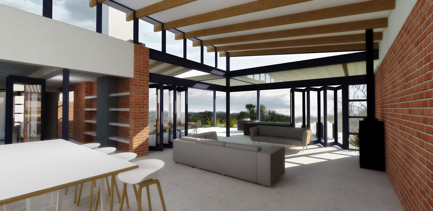 modern  by ENDesigns Architectural Studio, Modern