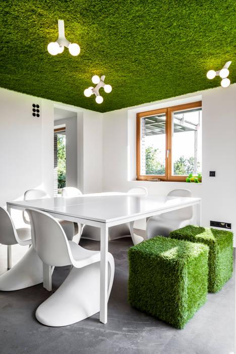 Стены в . Автор – RK Next Architekten, Модерн
