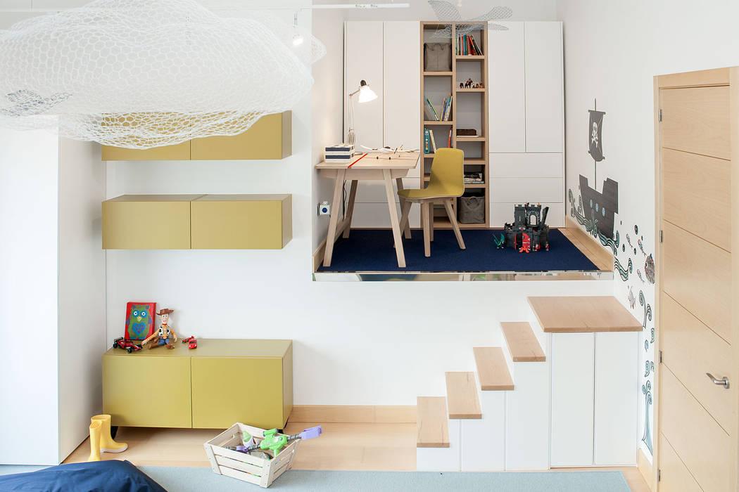 Dormitorio infantil + cuarto de juegos: dormitorios infantiles de ...