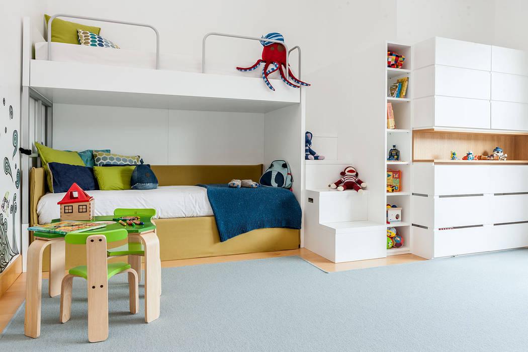 Dormitorio infantil + cuarto de juegos: dormitorios ...