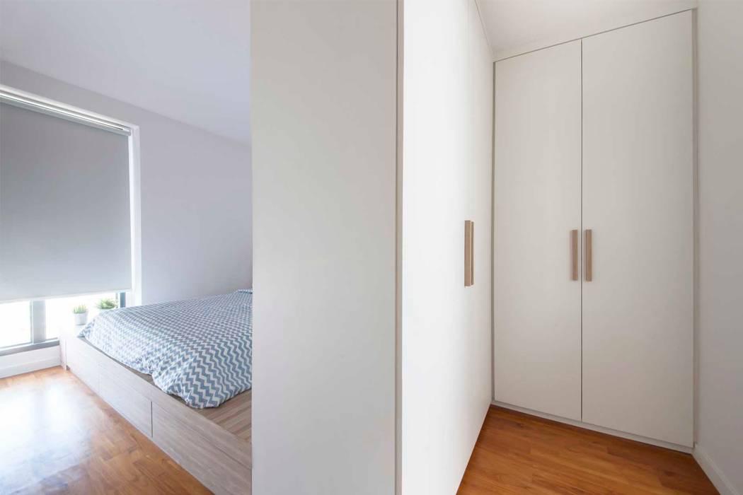 Eightytwo Scandinavian style bedroom