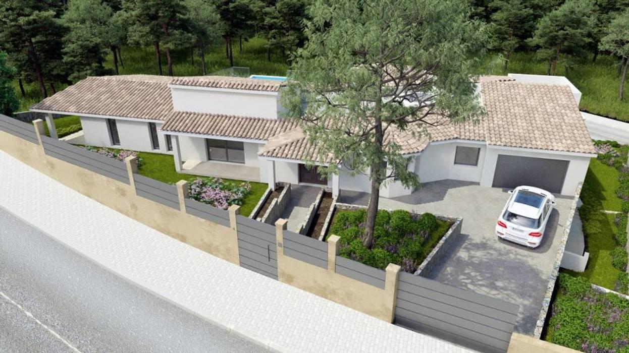 ABAD Y COTONER, S.L. Minimalist house