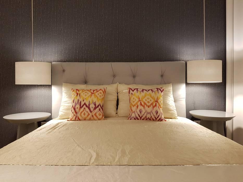 Quarto Suite Depois Quartos modernos por Alma Braguesa Furniture Moderno