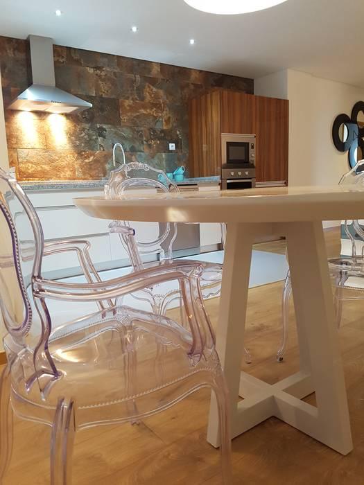 Cozinha Depois por Alma Braguesa Furniture