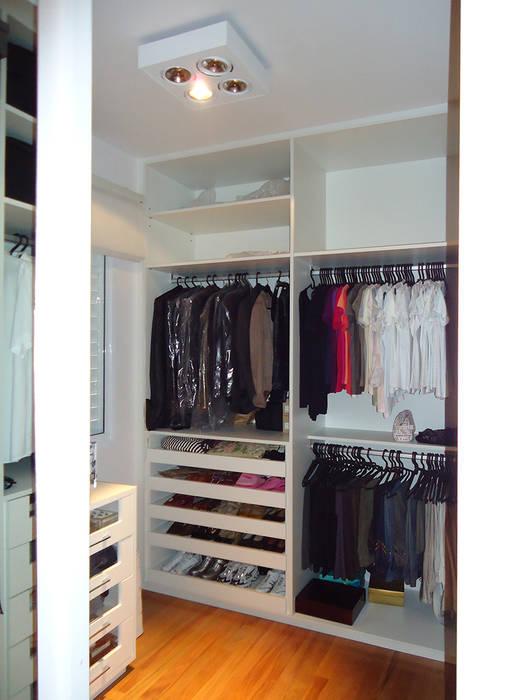 Nice De Cara Arquitetura Modern dressing room