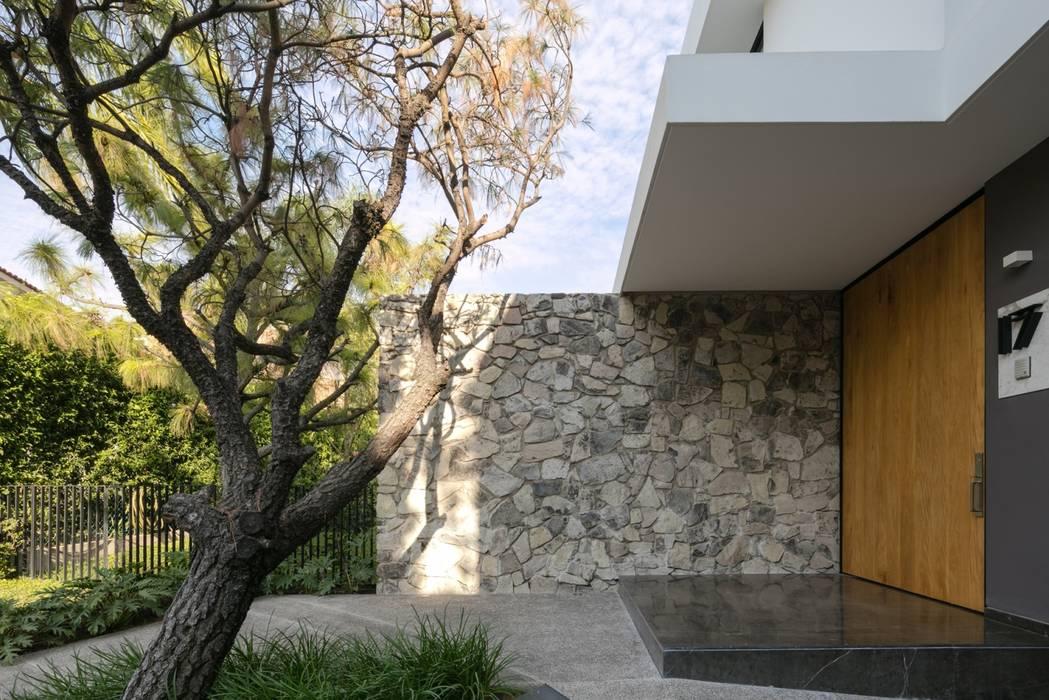 บ้านและที่อยู่อาศัย โดย Trama Arquitectos, โมเดิร์น