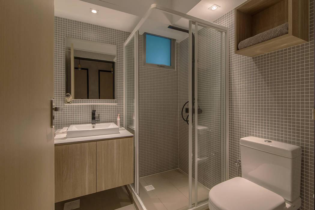 Eightytwo Scandinavian style bathroom