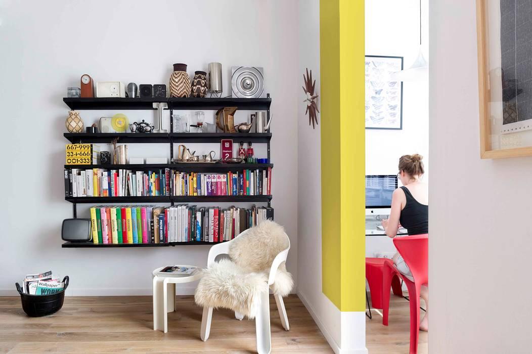 Scandinavian style study/office by Egue y Seta Scandinavian
