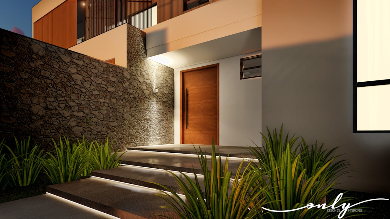 Only Design de Interiores Rumah Modern
