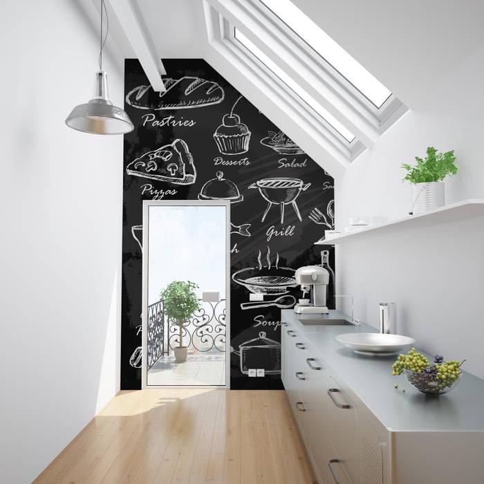 Blackboard Cuisine moderne par Pixers Moderne
