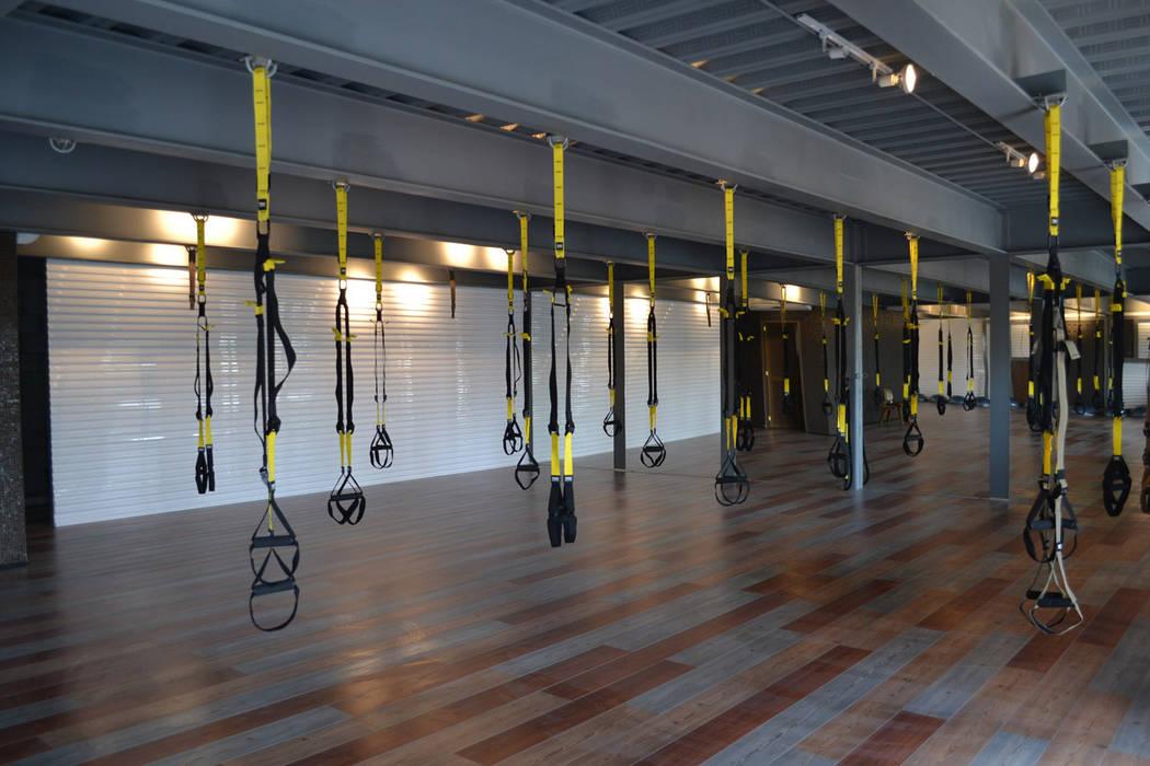 Ruang Fitness oleh VMArquitectura