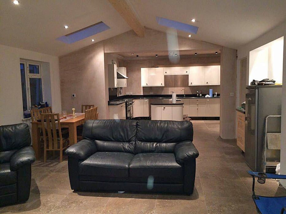 interior nearly finished by JMAD Architecture (previously known as Jenny McIntee Architectural Design)