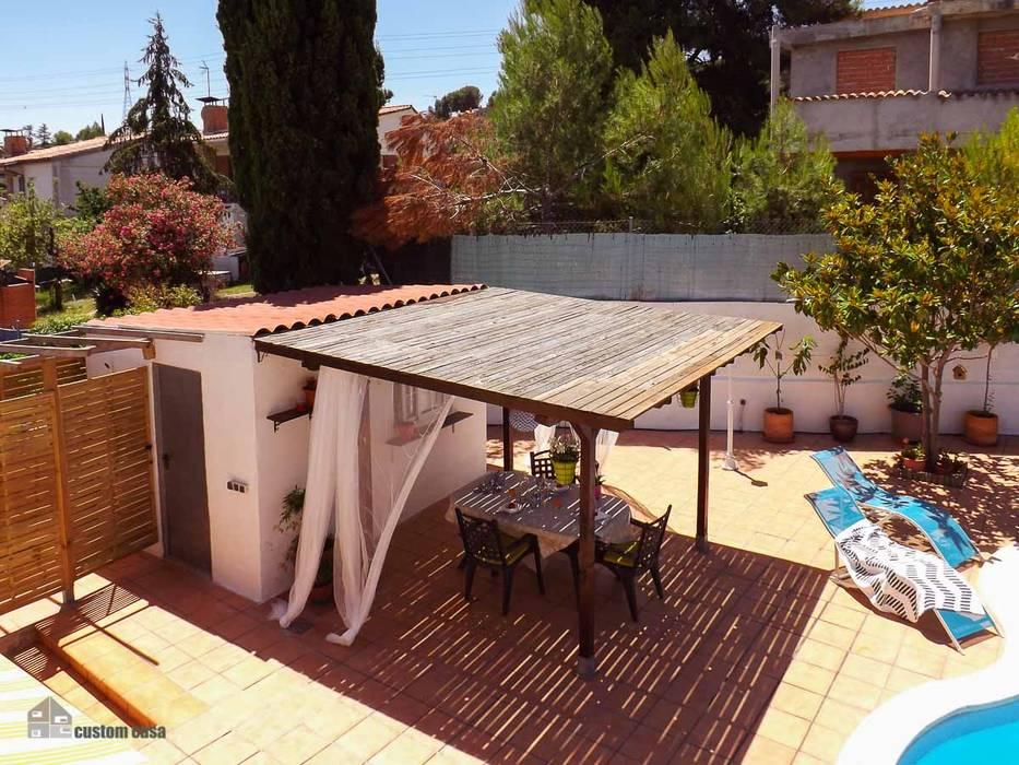 Patios & Decks by custom casa home staging