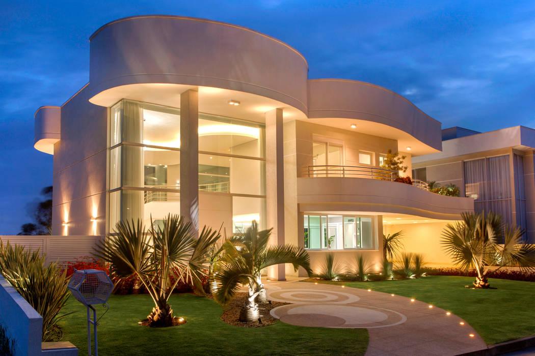 Casa Europa Casas modernas por Arquiteto Aquiles Nícolas Kílaris Moderno