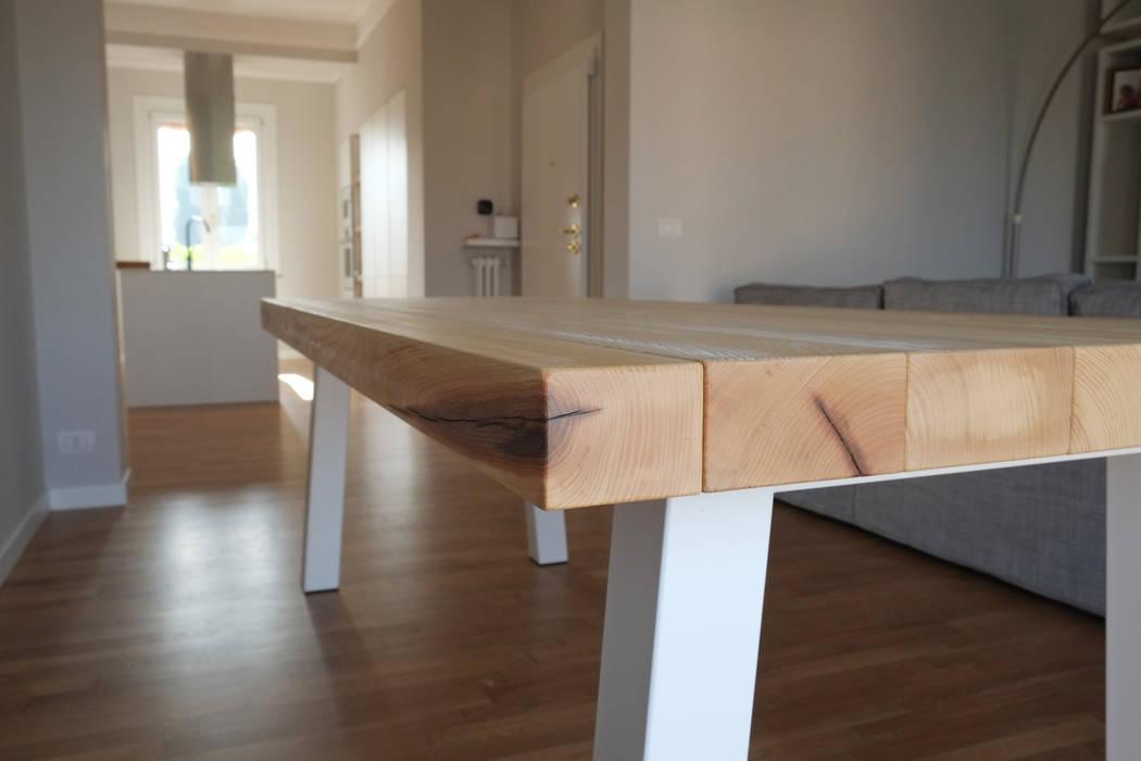 Tavolo Contesini Studio & Bottega Sala da pranzoTavoli Legno massello Effetto legno