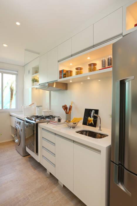 Dapur Minimalis Oleh homify Minimalis