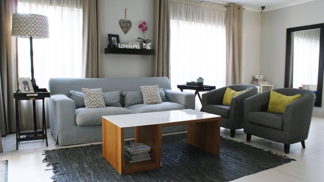 Life Design Scandinavian style living room