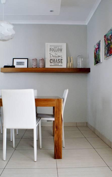 Life Design Sala da pranzo in stile scandinavo