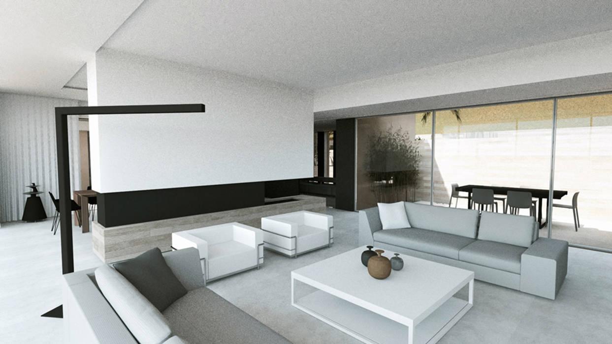 Villa e - saint-tropez: salon de style par arrivetz & belle ...