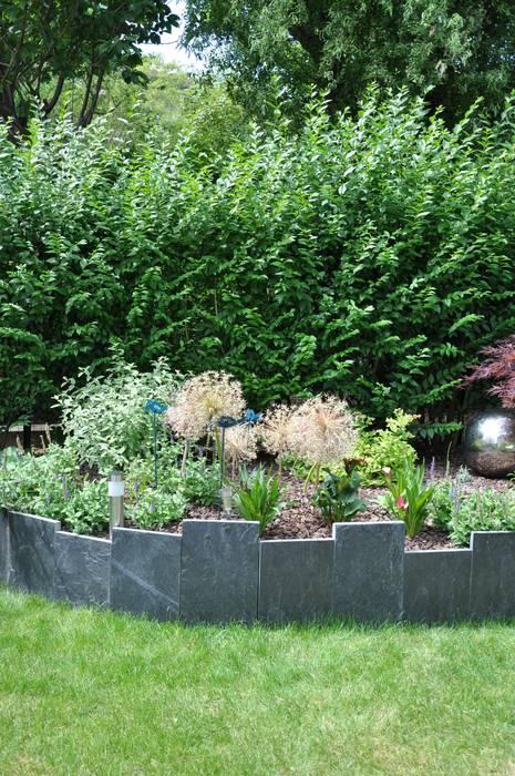 Jardin En Relief: Jardin de style  par  Sophie Durin   Empreinte Paysagère