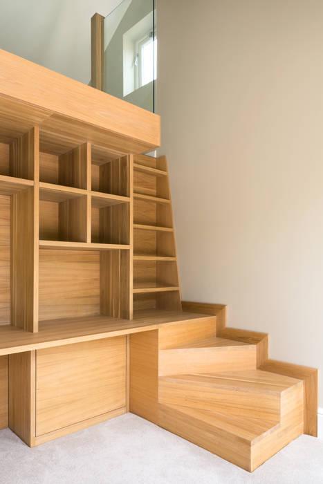 Hare Lane Frost Architects Ltd Study/office