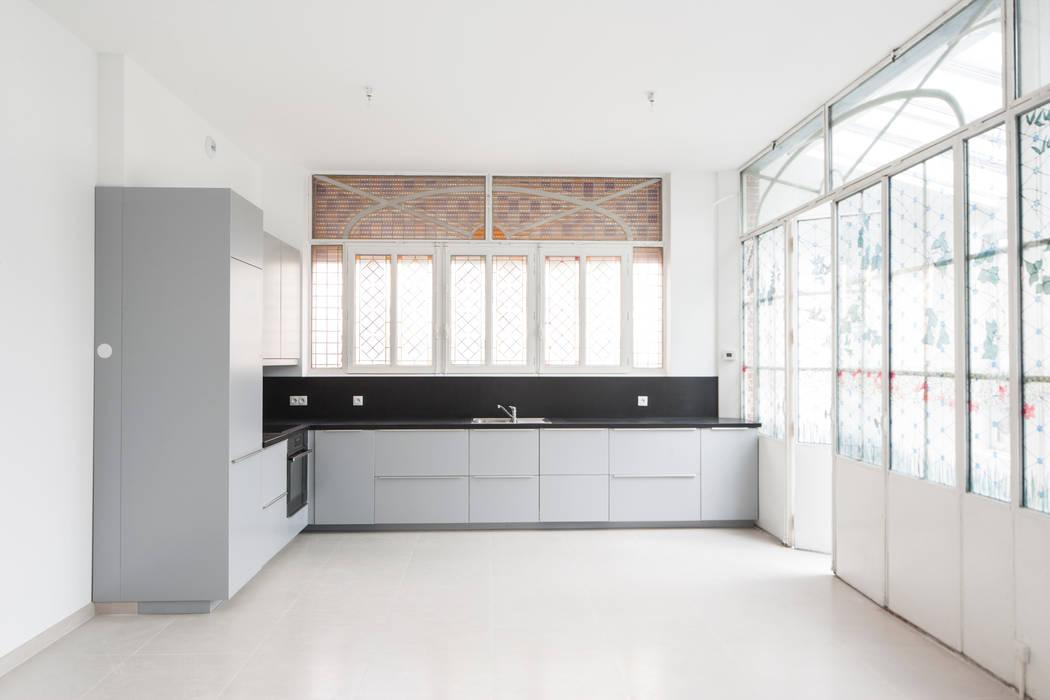 Cuisine: Cuisine de style de style Industriel par Olivier Olindo Architecte