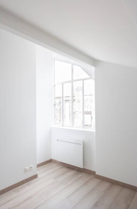 Chambre 01 - Parents: Chambre de style de style Industriel par Olivier Olindo Architecte