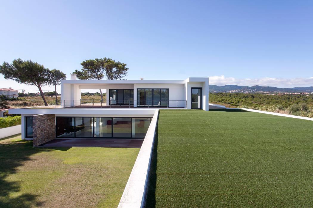 Casas  por homify, Moderno