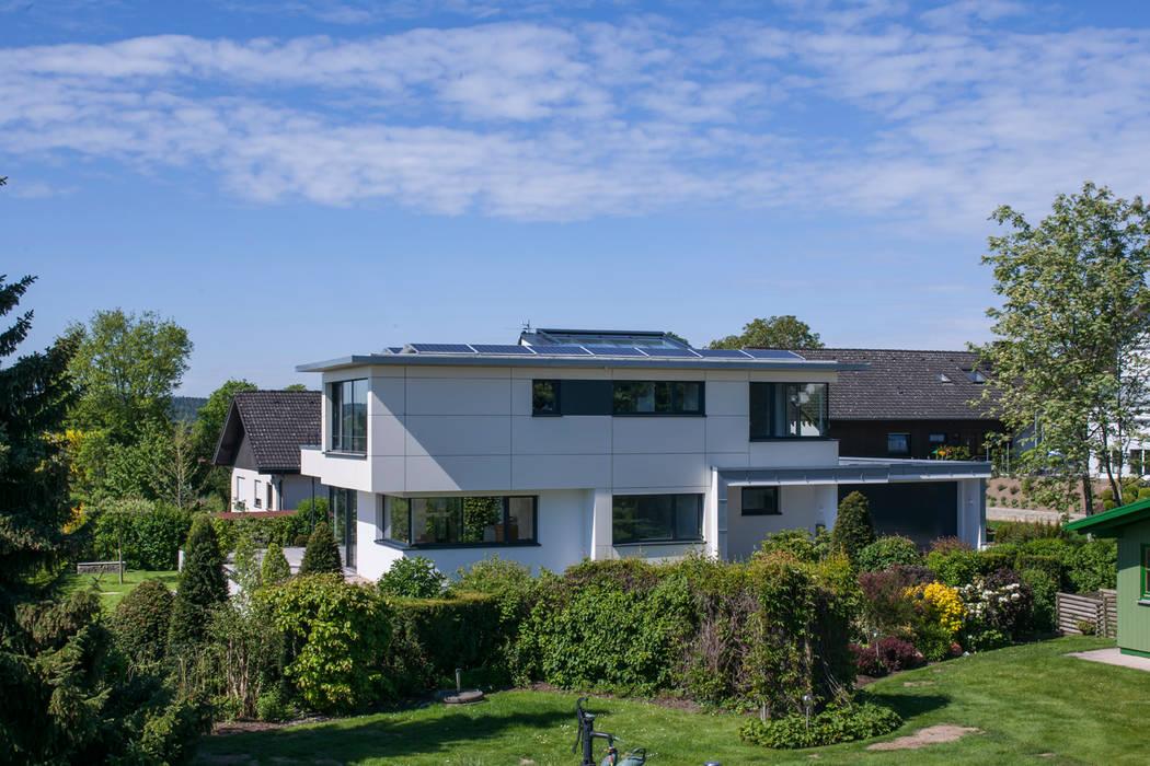 Aussenansicht Bauhaus Stil Von Kitzlingerhaus Gmbh Co Kg Modern