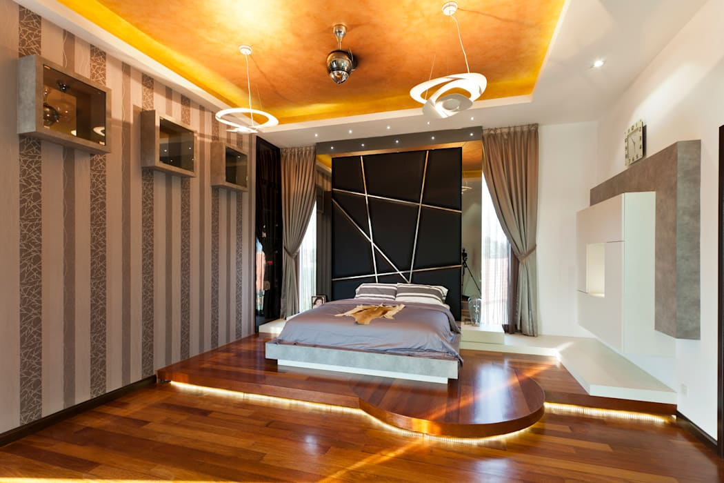 Modern style bedroom by Design Spirits Modern