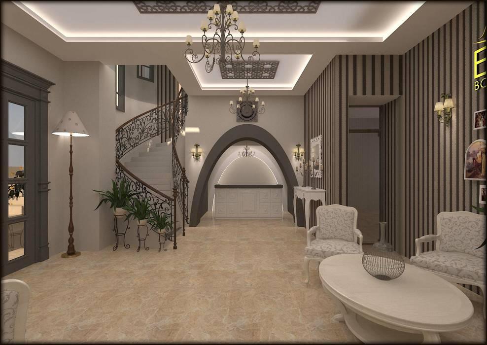 ENDA BUTIQUE HOTEL Klasik Oteller vanetta mutfak Çankaya Klasik