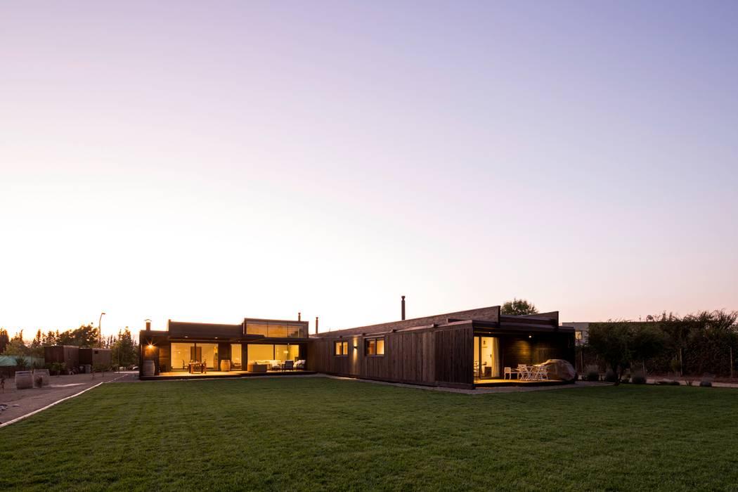 SUN Arquitectos Moderne Häuser