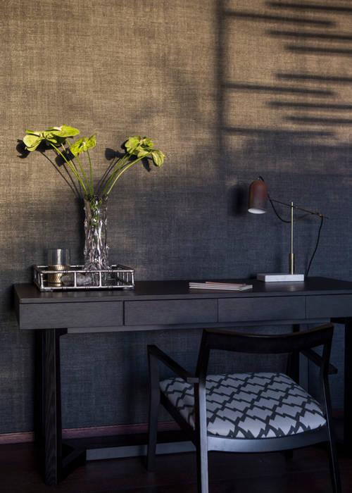 Study:  Study/office by Jenny Mills Architects