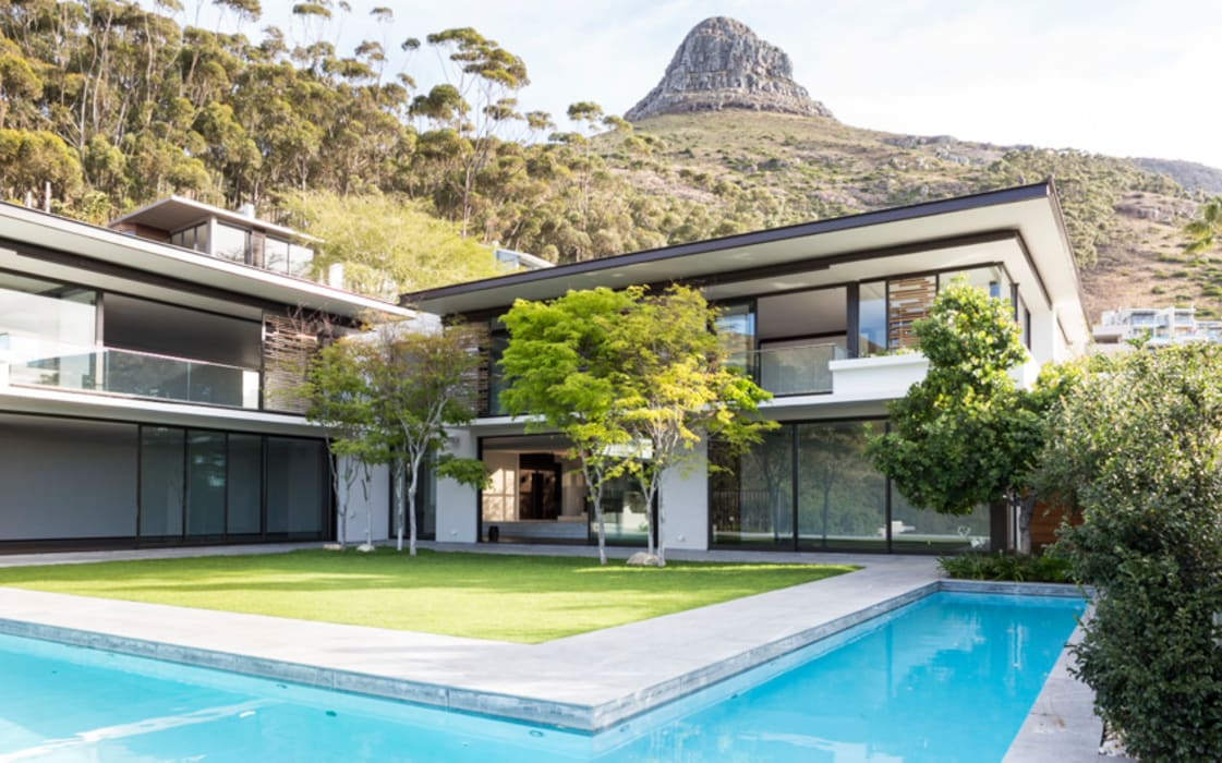 Houses by Jenny Mills Architects, Modern
