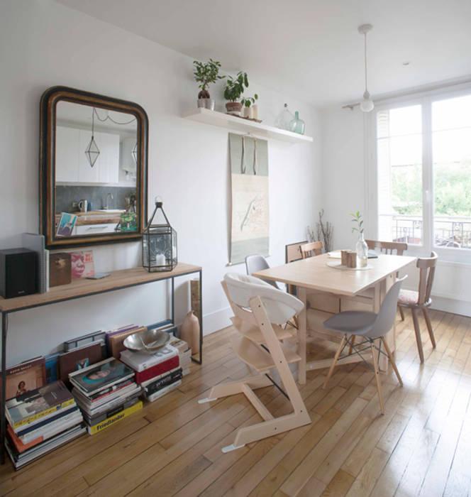 Salle à manger: Salle à manger de style  par Olivier Olindo Architecte